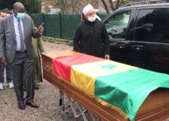 Lens dit adieu à Pape Bouba Diop