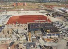 Diamniadio : état d'avancement du «Stade du Sénégal»