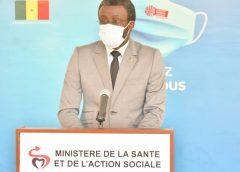 2 mars 2020-2 mars 2021 : les chiffres du Dr Abdoulaye Bousso