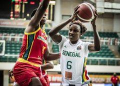 Afrobasket : le Sénégal élimine le Mozambique et retrouve le Nigéria en demi-finale